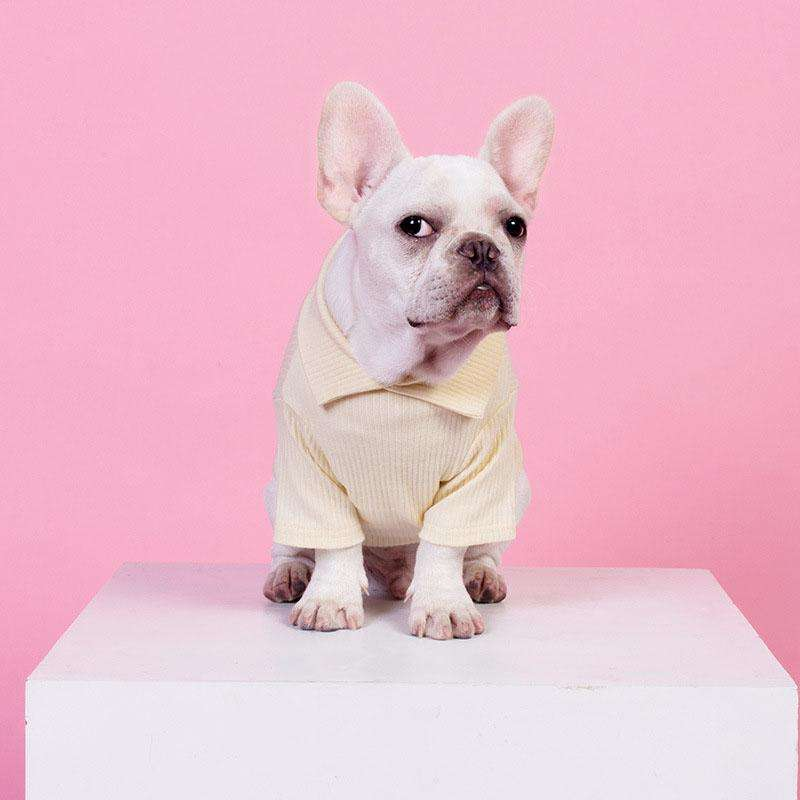 All-Match Frenchie Polo Shirt